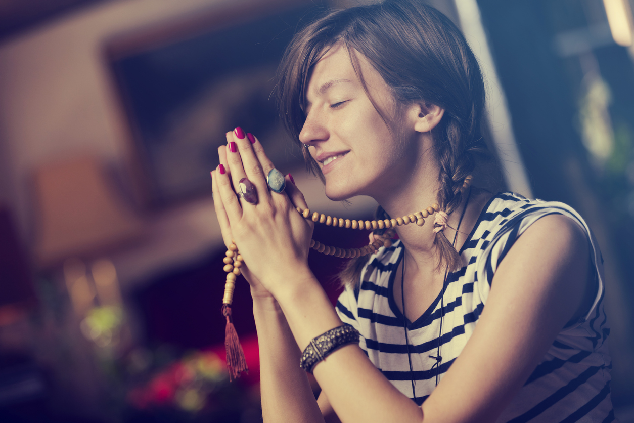 Energy Medicine Monday – The Quantum Component of Prayer